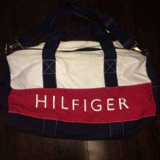 Tommy Hilfiger Duffle Shoulder Bag