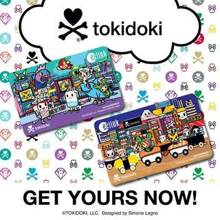 Ezlink Tokidoki All-Star - Set of 2 Cards