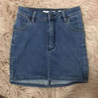 Wrangler Demon Mini Skirt