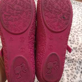 Barbie Plastic Shoes (REPRICED)