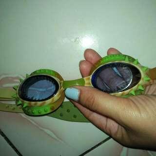 Kaca Mata Renang Bling20 Boys Swim Goggles ORI