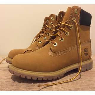 Timberland Waterproof Classic boots