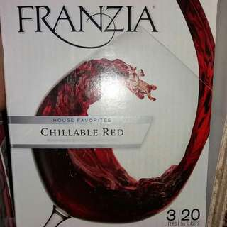 Franzia Wine (3liters)
