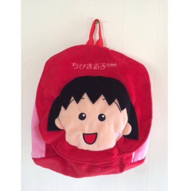 14吋小丸子布背包