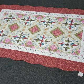 Antislip Quilted Patchwork Mat