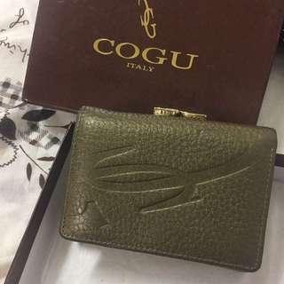 包順豐😜 意大利牌子 Cogu Wallet 銀包 #lv Gucci Prada