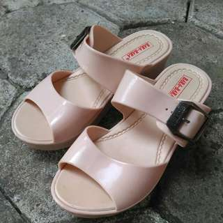 Wedges Pink Jelly