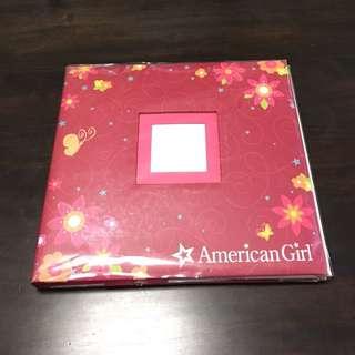 American Girl Super Scrapbook Set