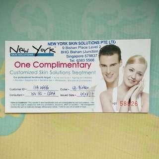 New York Skin Solution (free Facial)