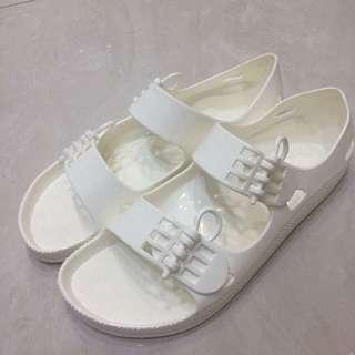 防水涼鞋F-troupe/白鞋