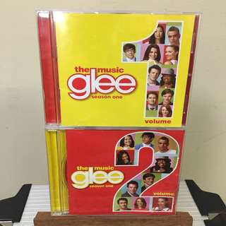 Glee Season 1 Music (vols. 1&2)