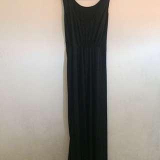 long dress black