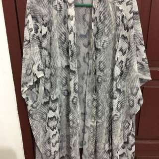 H&M Printed Outer