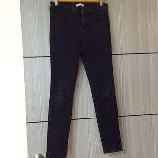 Unique 黑色長褲