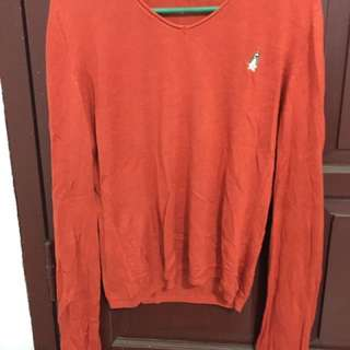 Hush Puppies Knitted Thin Sweater