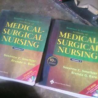 MS Book Vol 1 And 2 10th Edition