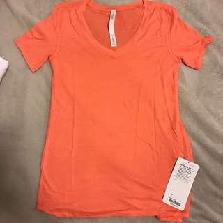 Lululemon T Shirt Zen Bender Ss