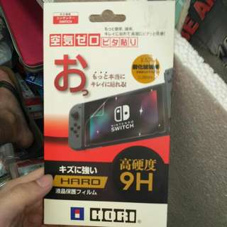 switch hori 玻璃貼$ 38