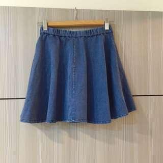 全新日本Lowrys Farm牛仔裙