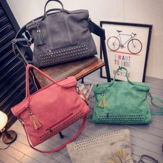 Brand new Stylish Bags/ 4 colours