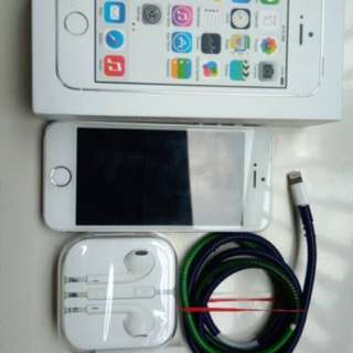 IPhone 5s 16gb White Ori Ibox