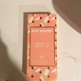 Just Peachy colour Pop Bundle