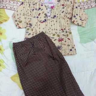 Baju Kurung BABY HANAN
