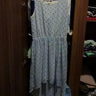 [PRELOVED] H&M _ BLUE DRESS
