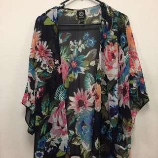 Silk beach Outwear