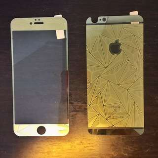 Iphone 6 Plus Tempered Glass Case