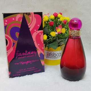 Fantasy The Naughty Remix Parfum Ori Singapore