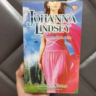 Warrior's Woman by Johanna Lindsey