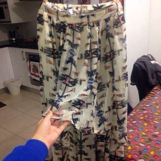 Flowey Skirt