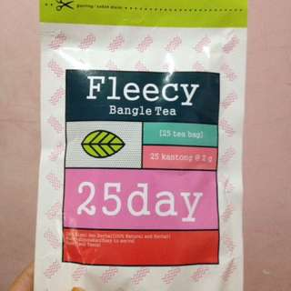 FLEECY TEA (teh Diet /pengurus Badan)