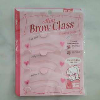 Etude House Brow Drawing Guide