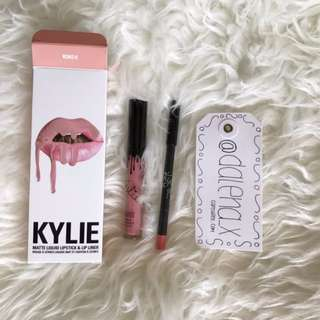 AUTHENTIC KylieCosmetics Lip Kit - KOKO K