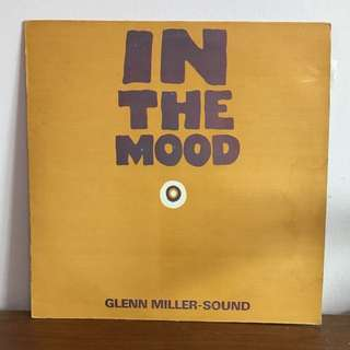 In The Mood by Glenn Miller Vinyl Record