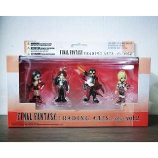 FINAL FANTASY TRADING ARTS MINI VOL. 2