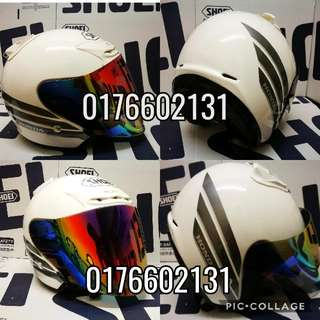 HELMET SHOEI HONDA REPLICA