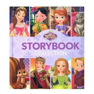 Disney Sofia The First Storybook Collection