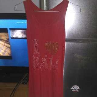 Baju Tidur I Love Bali