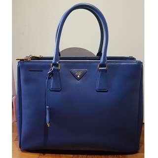 1ec500f73bd5 Prada Saffiano Lux Galleria Shopping Tote