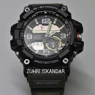 G-Shock Mudmaster GG-1000-1A3DR