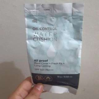 THE FACE SHOP Oil Control Water Cushion Refill