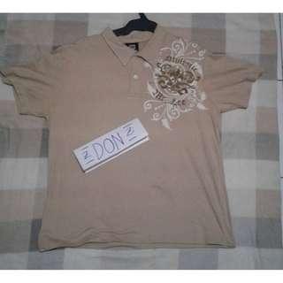 LEE Brown Polo Shirt
