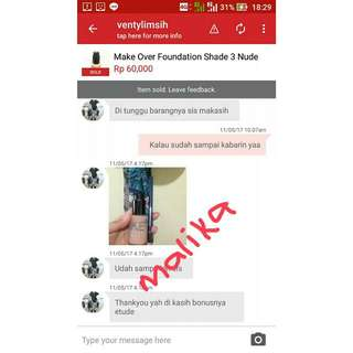 TRUSTED SELLER😘😘