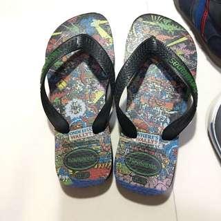 Original Havaianas Slippers Kids