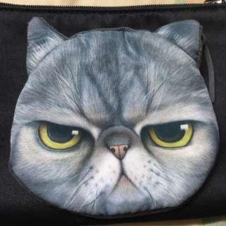貓貓拉鍊散紙包