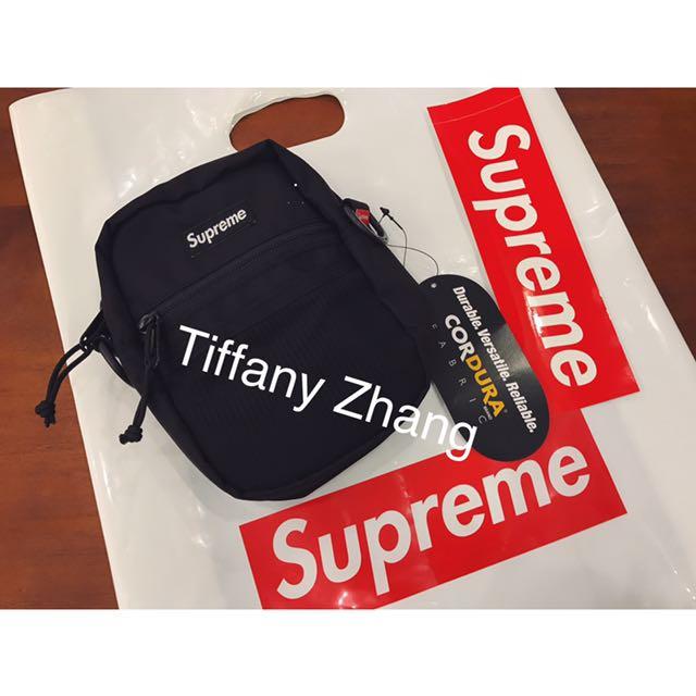 2017SS Supreme 42th Box Logo Small Shoulder Bag 小包 肩背包