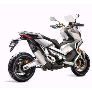 Givi Rack for Honda X-Adv